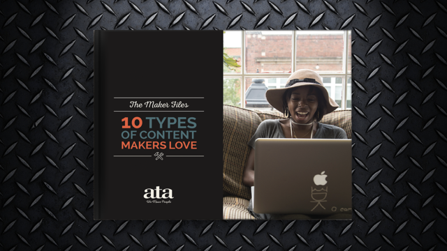 10 Types of Content Makers Love