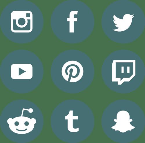 Cosplay-Social-logos-456f74